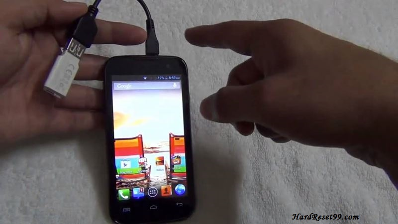 Micromax A46 Hard reset, Factory Reset and Password Recovery