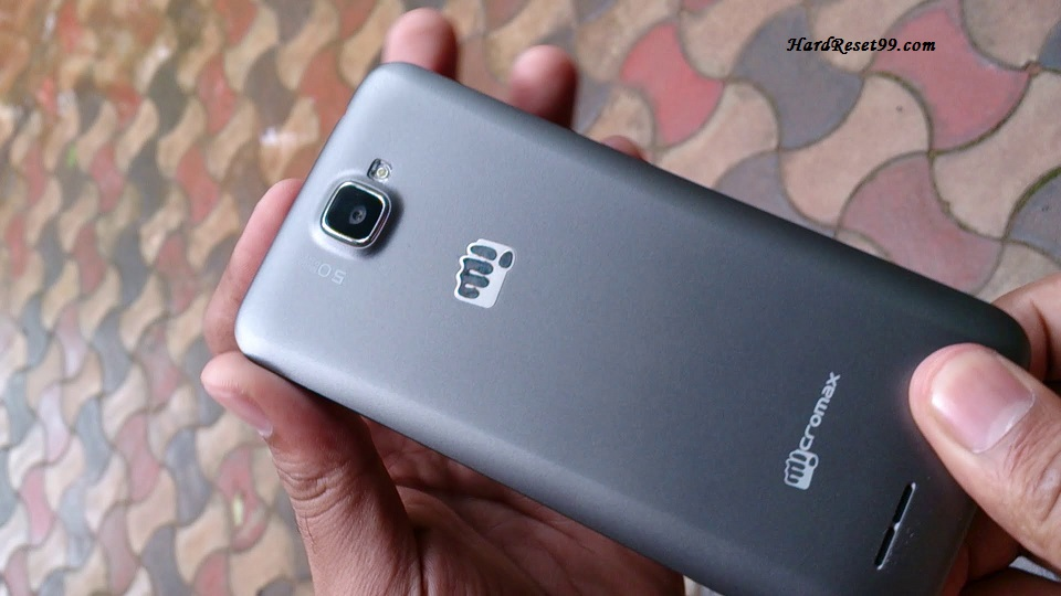 Micromax A94 Hard reset, Factory Reset and Password Recovery