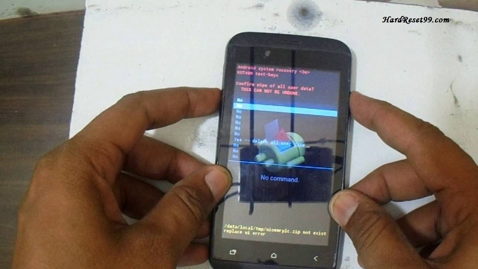 Micromax Bolt S300 Hard reset, Factory Reset and Password