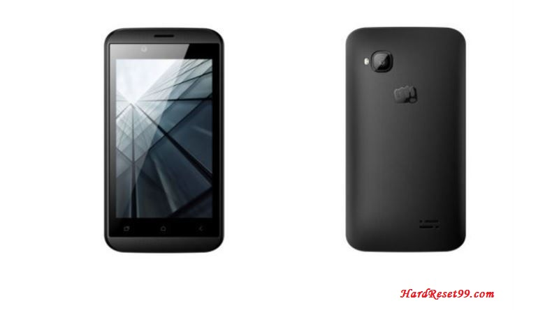 Micromax Bolt S301 Hard reset, Factory Reset and Password Recovery