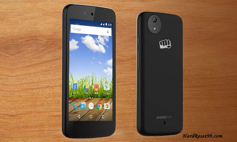 Micromax Canvas A1 AQ4502 Hard reset, Factory Reset and