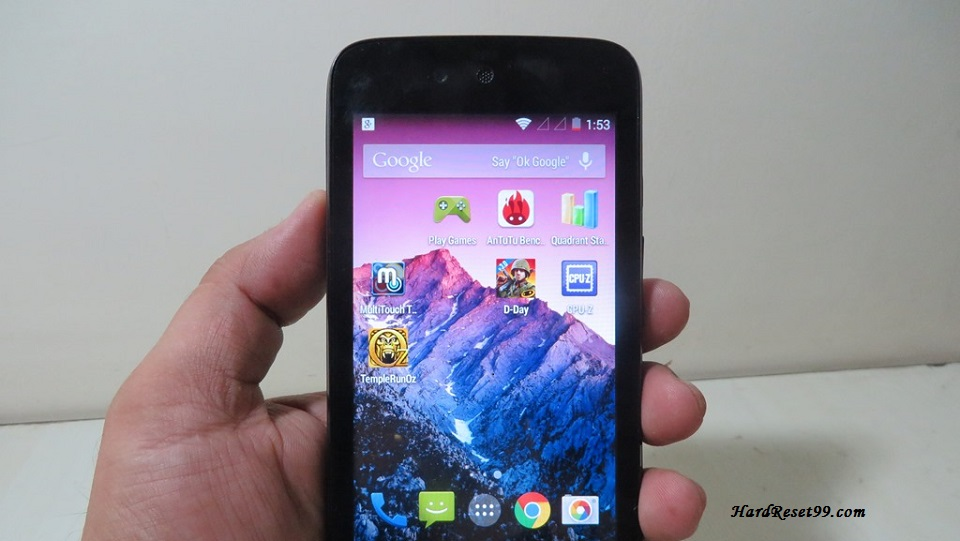 Micromax Canvas A1 Hard reset, Factory Reset and Password Recovery