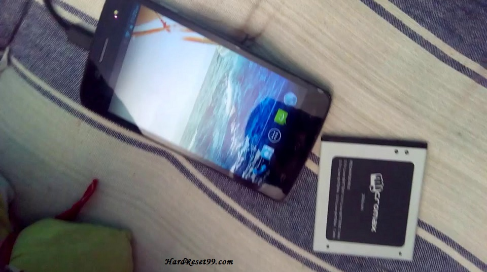 Micromax Canvas Elanza 2 A121 Hard reset, Factory Reset and
