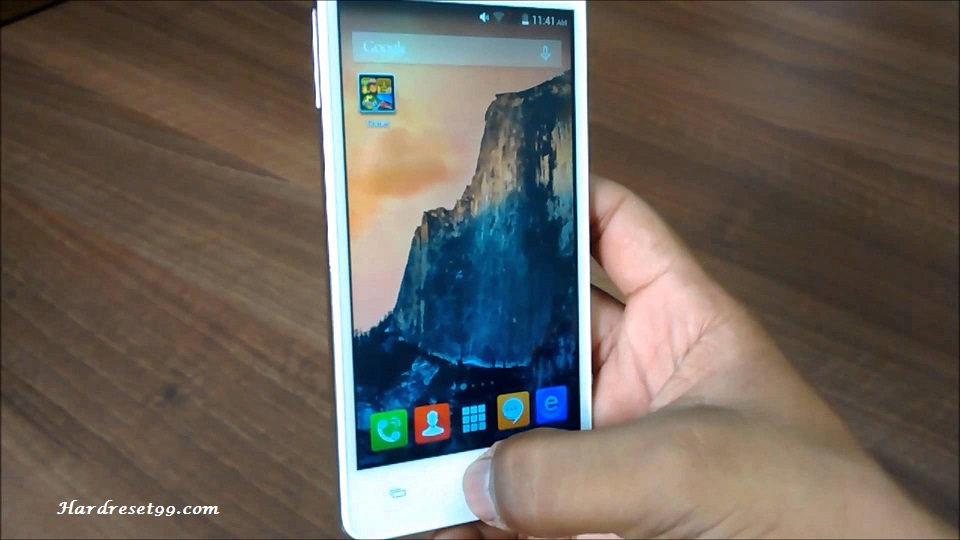 Micromax Canvas HD Plus Hard reset, Factory Reset and Password Recovery
