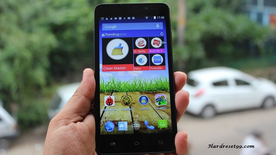 Micromax Canvas Nitro A311 Hard reset, Factory Reset and Password Recovery