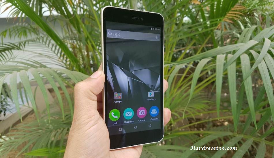 Micromax Canvas Spark 3 Hard reset, Factory Reset and Password Recovery
