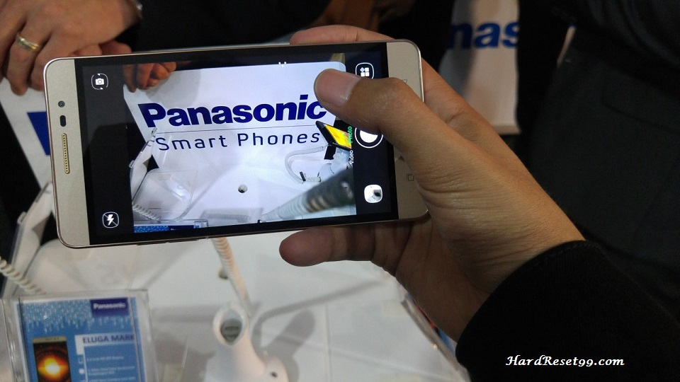 Panasonic Eluga Mark Hard reset, Factory Reset and Password Recovery