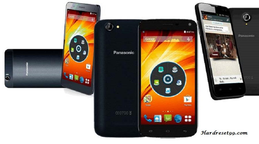 Panasonic P41 Hard reset, Factory Reset and Password Recovery