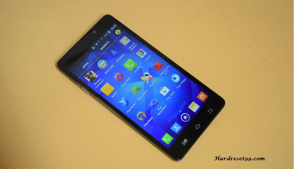 Panasonic P81 Hard reset, Factory Reset and Password Recovery