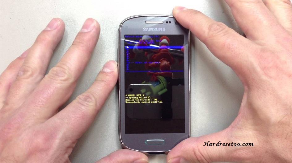 Samsung Galaxy Ace 3 S7278U Hard reset, Factory Reset and