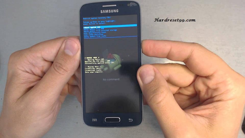 Samsung recovery hotkey
