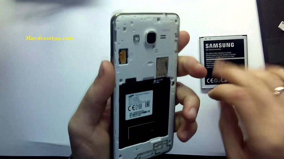 Samsung Galaxy Grand Prime SM-G531F Hard reset, Factory ...
