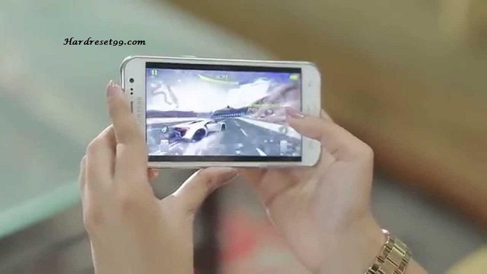 Samsung Galaxy J5 SM-J500F Hard reset, Factory Reset and