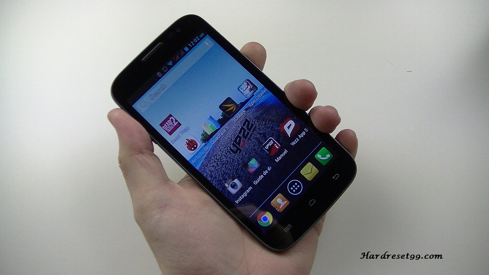 Yezz Andy 3G 2.8 Hard reset, Factory Reset and Password Recovery