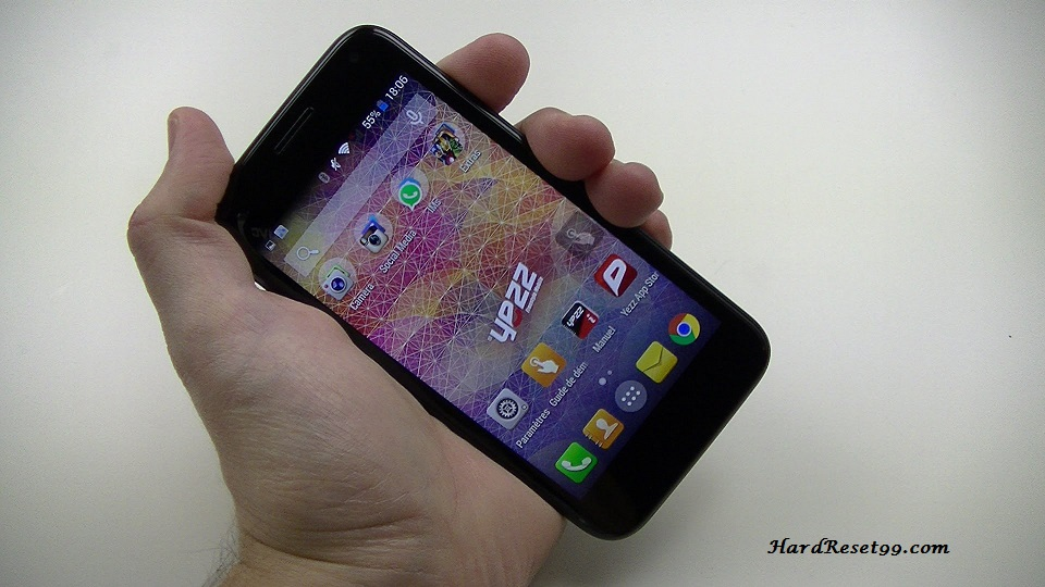Yezz Andy 4.5M Hard reset, Factory Reset and Password Recovery