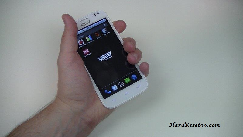 Yezz Andy A4.5 Hard reset, Factory Reset and Password Recovery