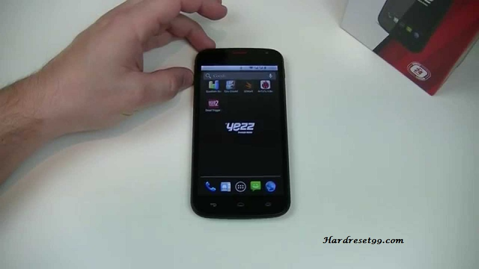 Yezz Andy A5 Hard reset, Factory Reset and Password Recovery
