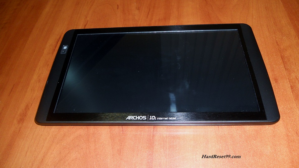 Archos 101 Internet Tablet Hard reset, Factory Reset and Password Recovery