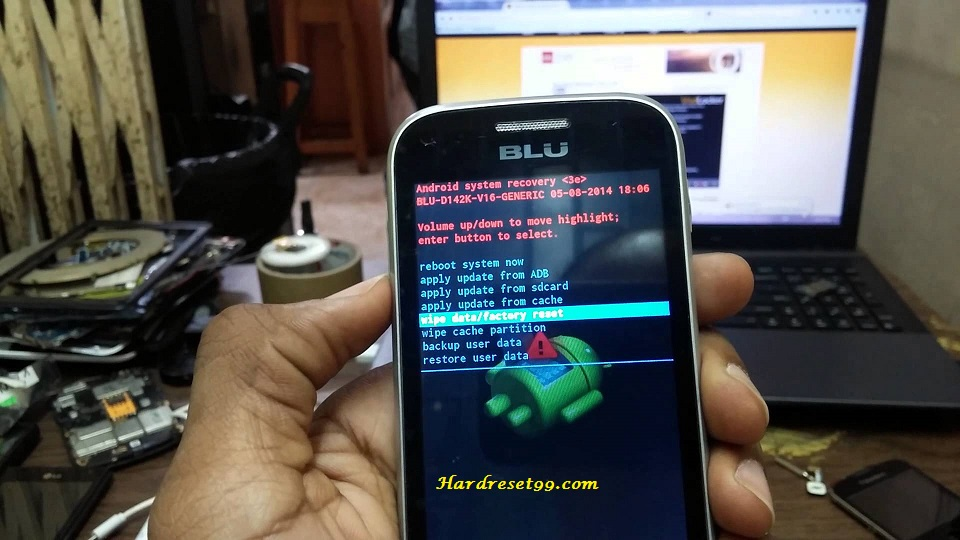 Recovery imei mtk
