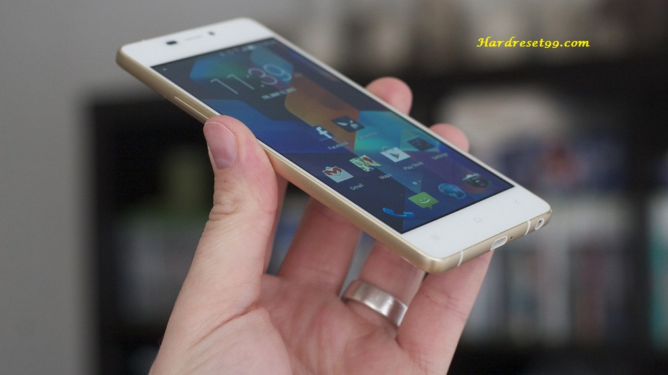 BLU Vivo Air Hard reset, Factory Reset and Password Recovery