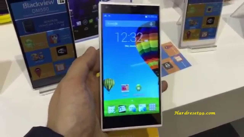 Blackview E7 Hard reset, Factory Reset and Password Recovery