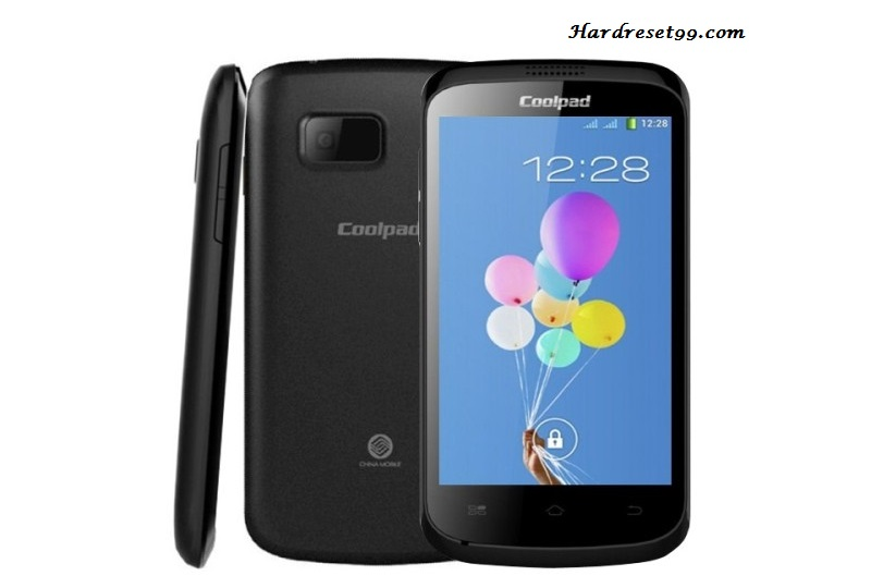 Coolpad 8076 Hard reset, Factory Reset and Password Recovery