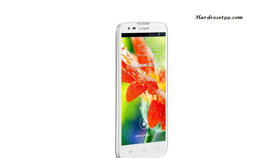 Coolpad 8295M Hard reset, Factory Reset and Password Recovery
