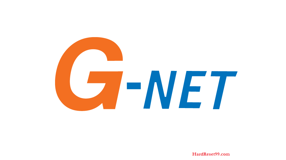 GNet List - Hard reset, Factory Reset & Password Recovery