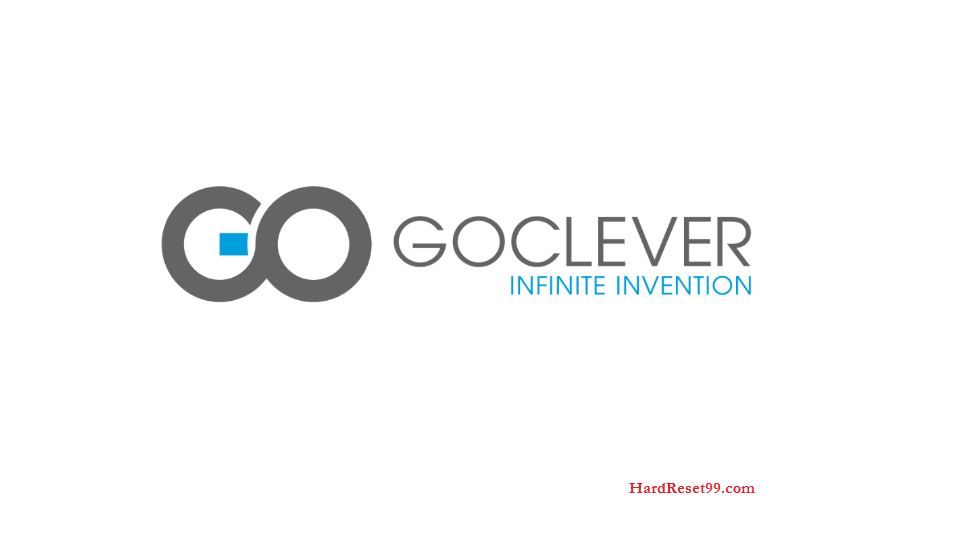 Goclever List - Hard reset, Factory Reset & Password Recovery
