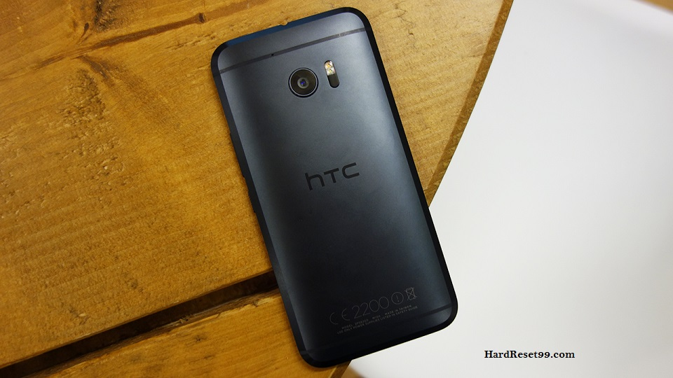 HTC 10 Hard reset, Factory Reset and Password Recovery