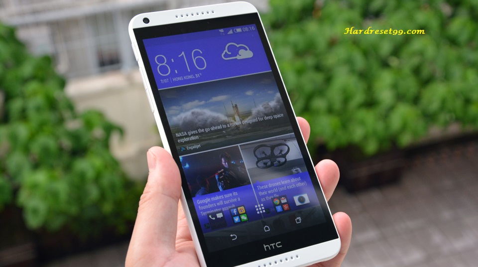 htc hero hard reset code