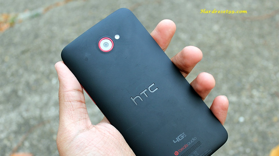 e19a049dedd89 HTC Droid DNA Hard reset, Factory Reset and Password Recovery
