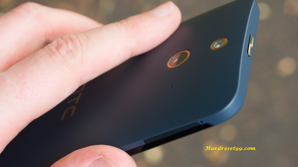 HTC One E8 Hard reset, Factory Reset and Password Recovery