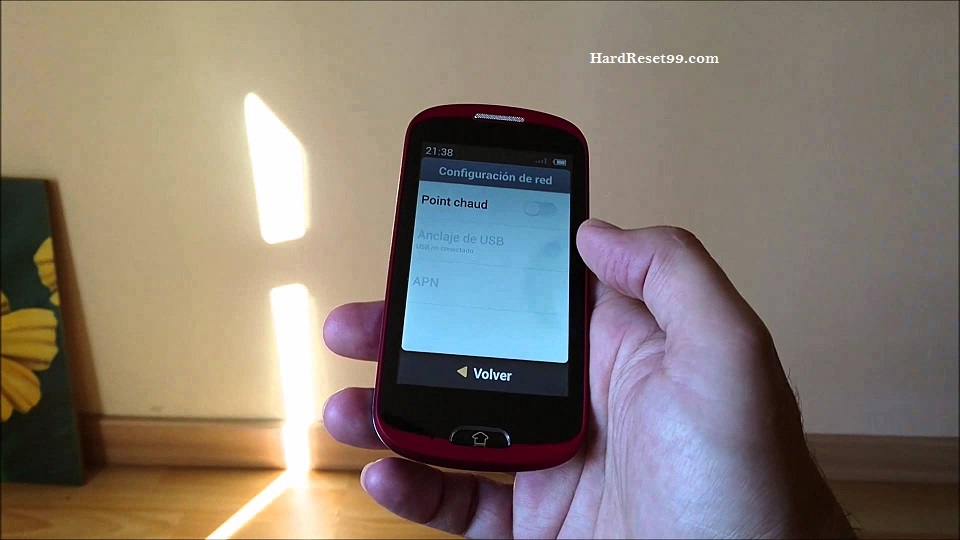 Haier A6 Hard reset, Factory Reset and Password Recovery