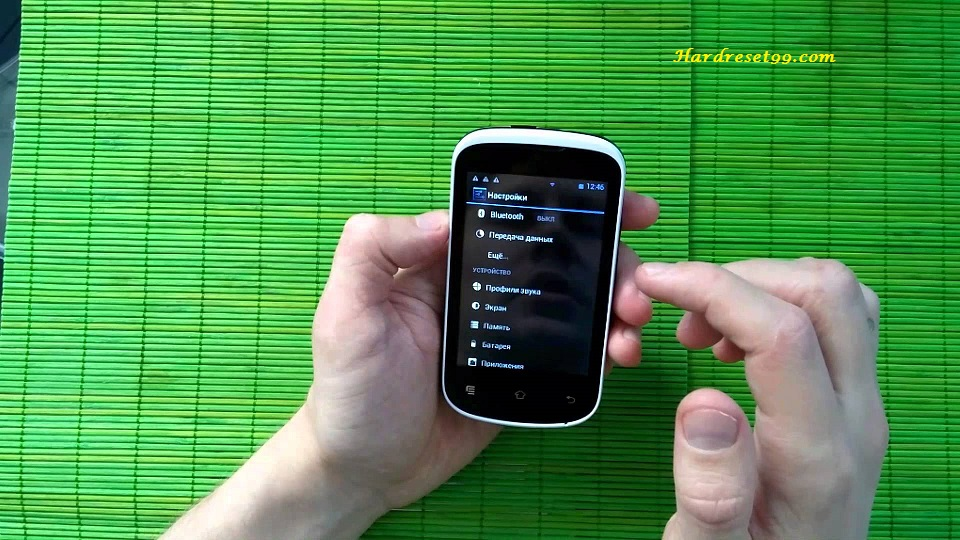 Haier List - Hard reset, Factory Reset & Password Recovery