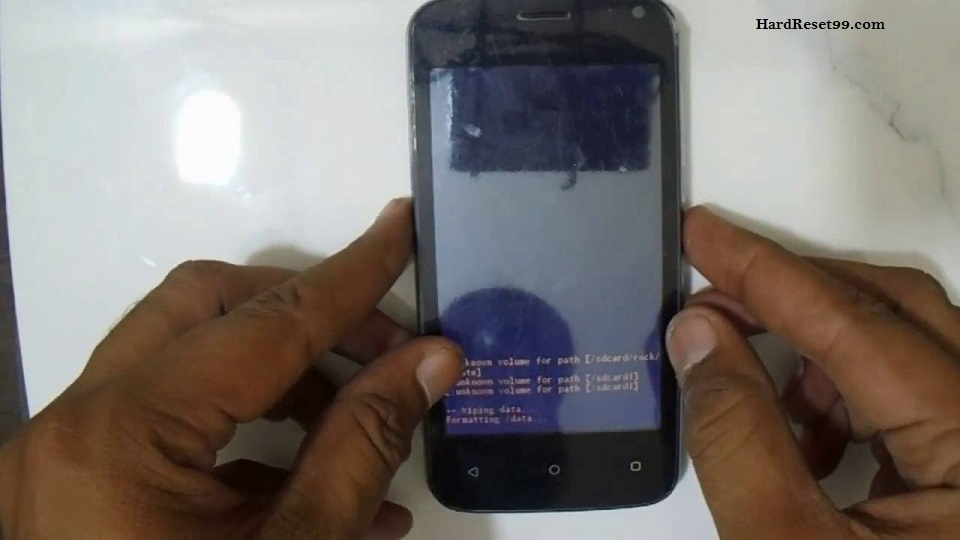 Karbonn A91 Storm Hard reset, Factory Reset and Password Recovery