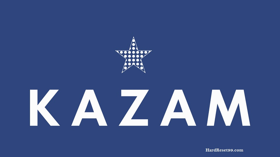 Kazam List - Hard reset, Factory Reset & Password Recovery