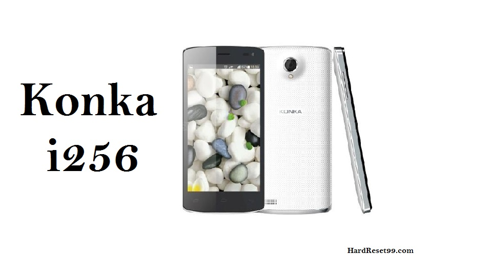 Konka i256 Hard reset, Factory Reset and Password Recovery