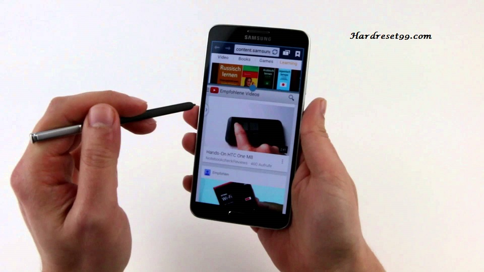 Samsung Galaxy Note 3 Neo Lte A Hard Reset Factory Reset