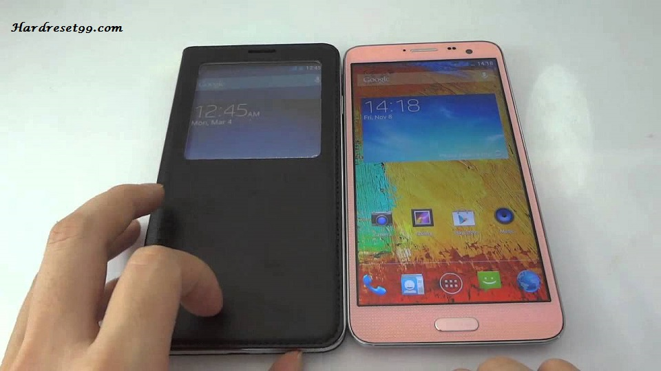 Samsung Galaxy Note3 N9002 Hard reset, Factory Reset and