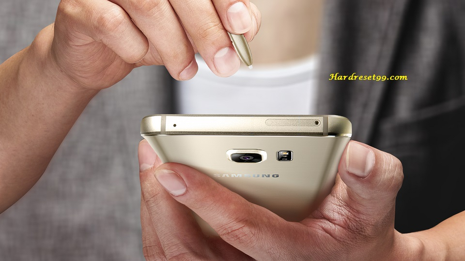 Samsung Galaxy Note5 Dual SIM Hard reset, Factory Reset and