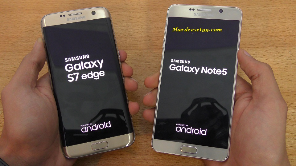 Samsung Galaxy Note5 Hard reset, Factory Reset and Password