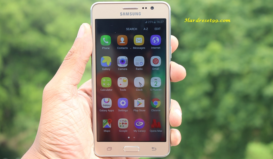Samsung Galaxy On5 Pro Hard reset, Factory Reset and
