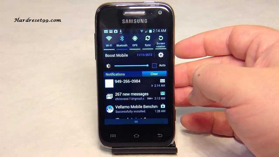 Samsung Galaxy Mega 2 Hard reset, Factory Reset and Password