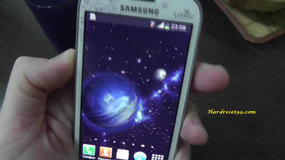 Samsung GT-i5500 Galaxy 5 Hard reset, Factory Reset and Password