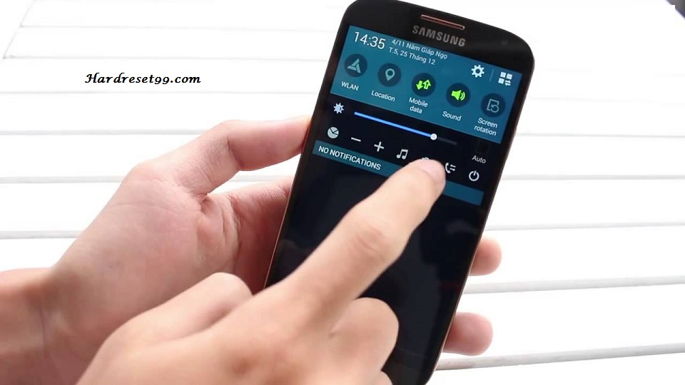 factory reset password for samsung