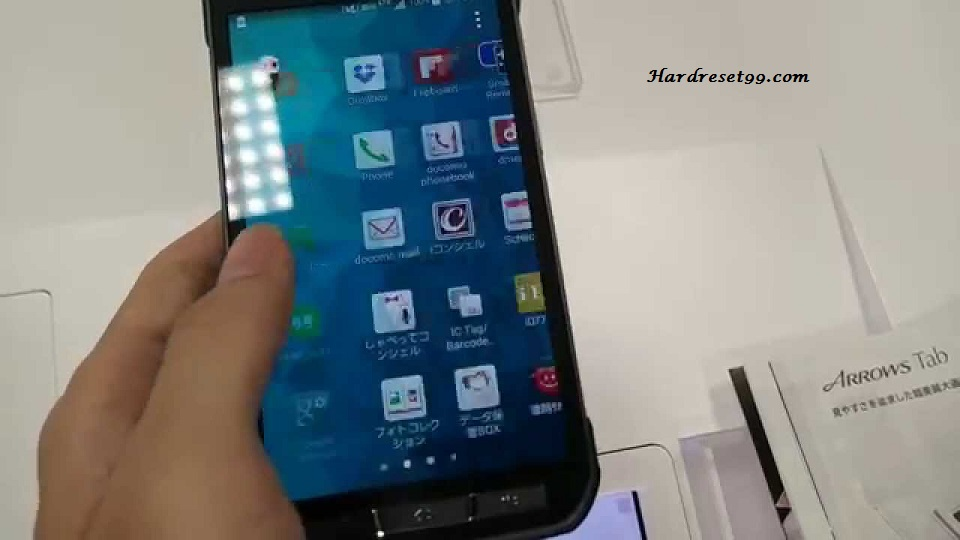 Samsung Galaxy S5 Active SC-02G Hard reset, Factory Reset and