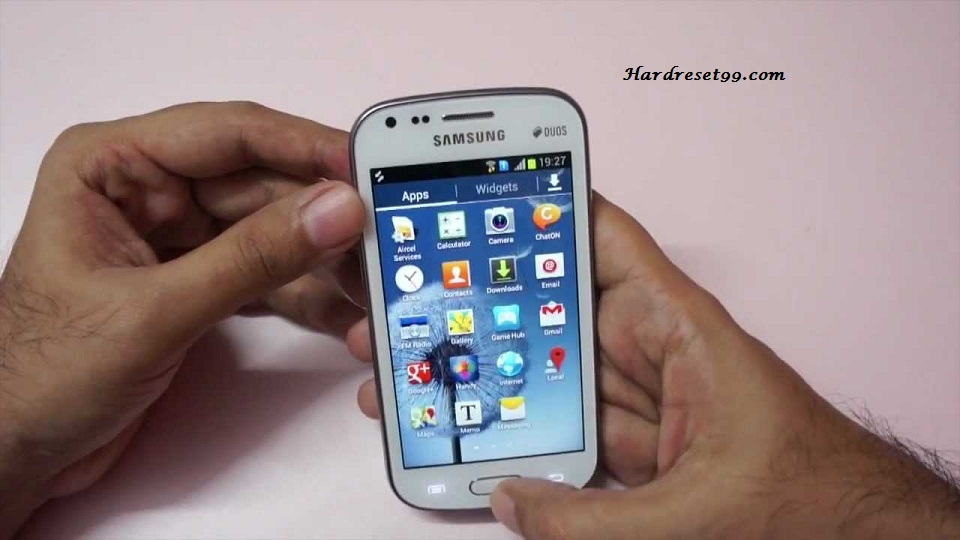 Samsung Galaxy S5 Duos Hard reset, Factory Reset and Password Recovery