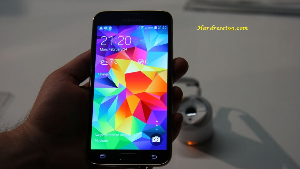 Samsung Galaxy S5 LTE-A G906L Hard reset, Factory Reset and Password
