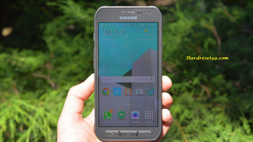 Samsung Galaxy S6 Active Hard reset, Factory Reset and